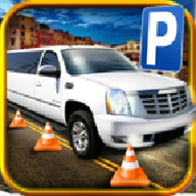 3D Limo Parking Simulator – Real Limousine and Mon