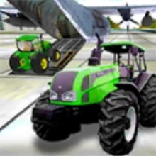 Airplane Tractor Transporter