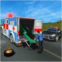 Ambulance Rescue Missions Police Car Driving Games