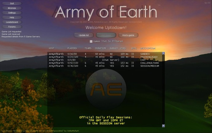 Army of Earth