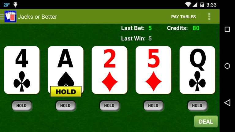 Awesome Video Poker!