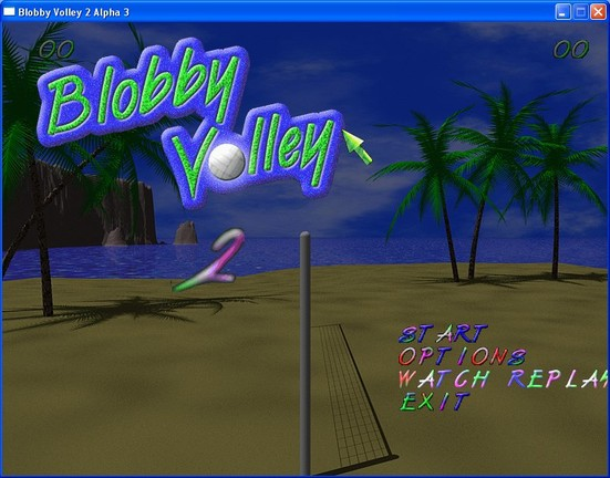 Blobby Volley