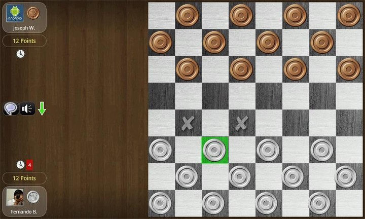 Checkers Online Tournament !