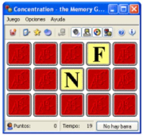 Concentration The Memory Game