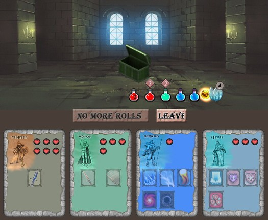 Delve the Dungeon Crawler