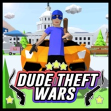 Dude Theft Wars