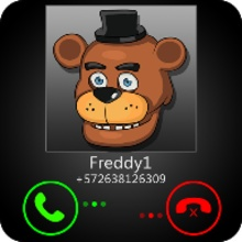 Fake Call Freddy Joke