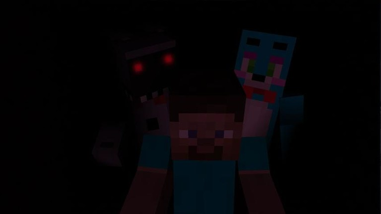 Five Nights in Minecraft
