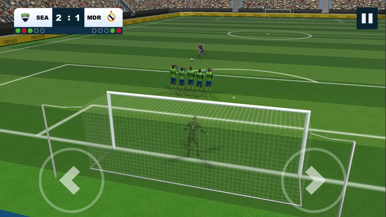 Free Kick Club World Cup 17