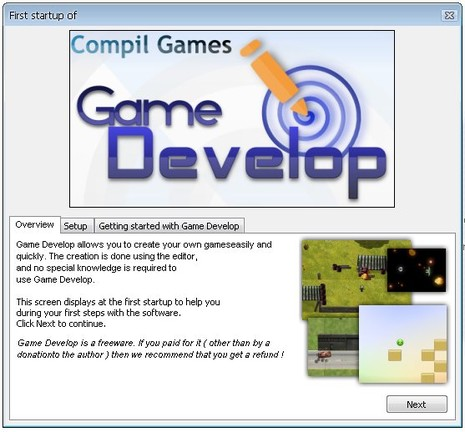 Game Develop