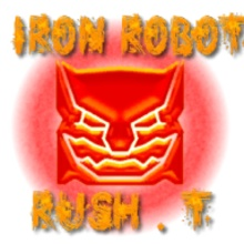 Iron Robot Rush Transformers