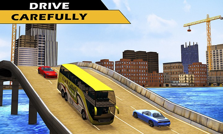 Learning Car Bus Driving Simulator game