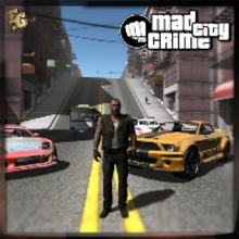 Mad City Crime V2.0