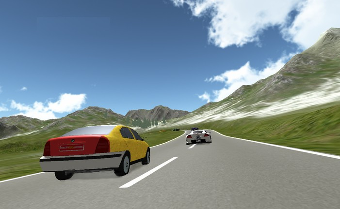 Mountain Racing Games