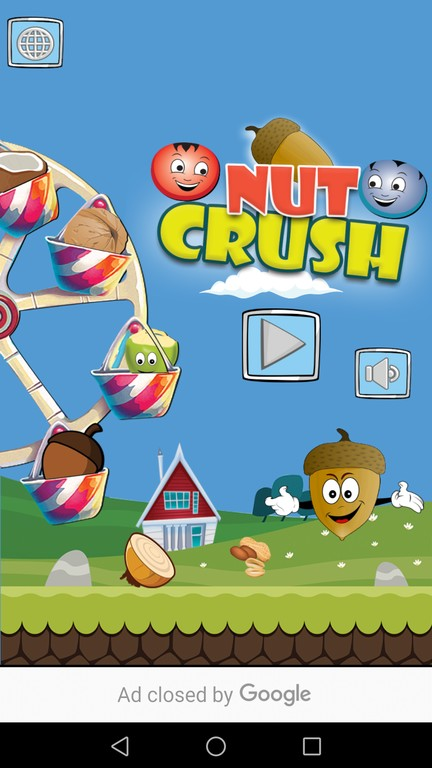 Nuts Crazy Crush