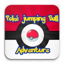 Poke Jumping Ball Adventure