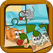 Puzzle Game Pets