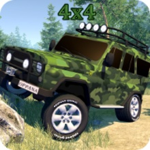 Russian Cars Offroad