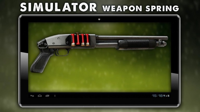 Simulator Weapon Springr