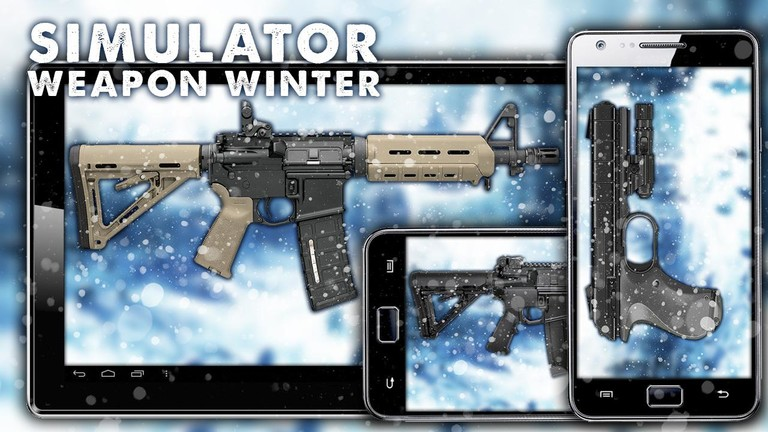 Simulator Weapon Winter