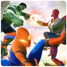 Superhero Fighting Games : Grand Immortal Battle