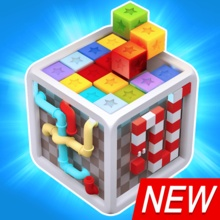 Toy Box: Puzzles All in One