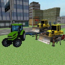 Tractor Driver 3D
