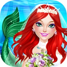Wedding Salon – Mermaid Bride
